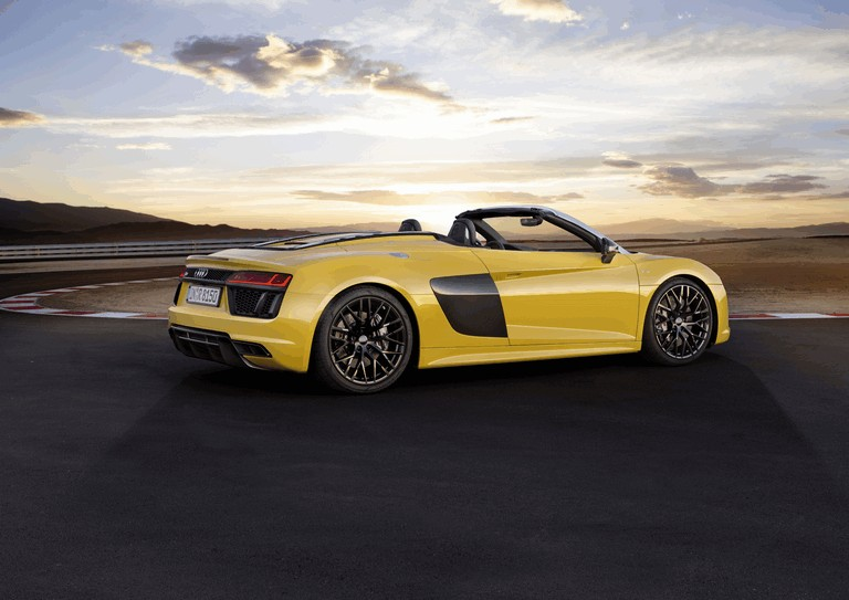 2016 Audi R8 V10 spyder 445717