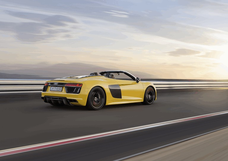 2016 Audi R8 V10 spyder 445720