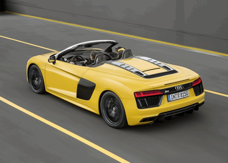 2016 Audi R8 V10 spyder 445724