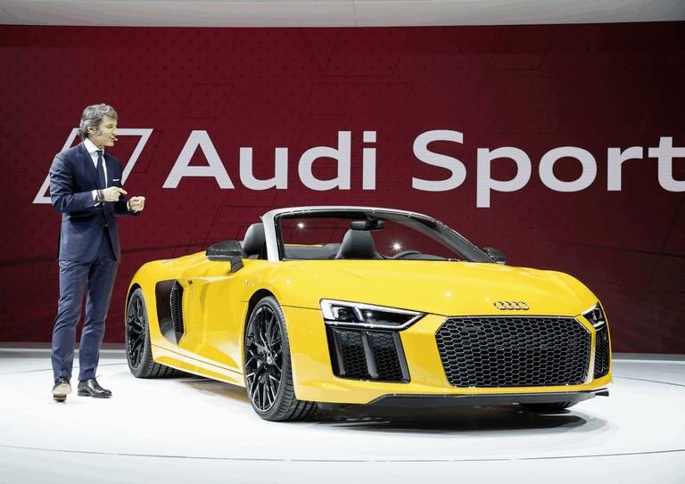 2016 Audi R8 V10 spyder 445750