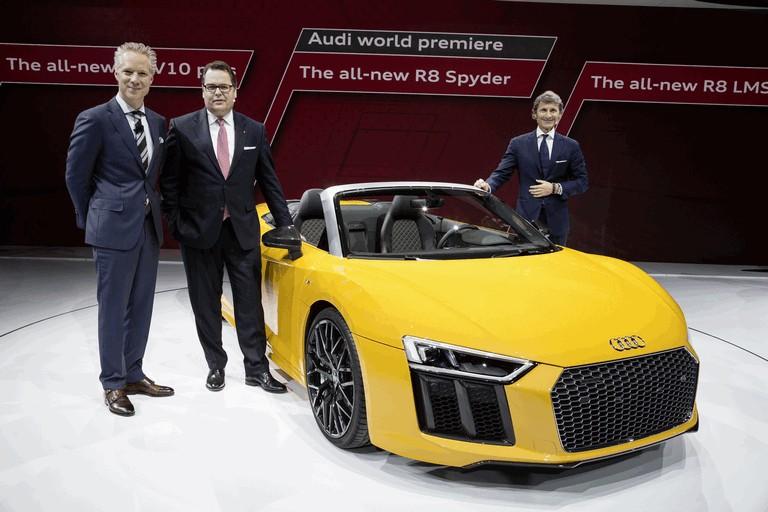 2016 Audi R8 V10 spyder 445751