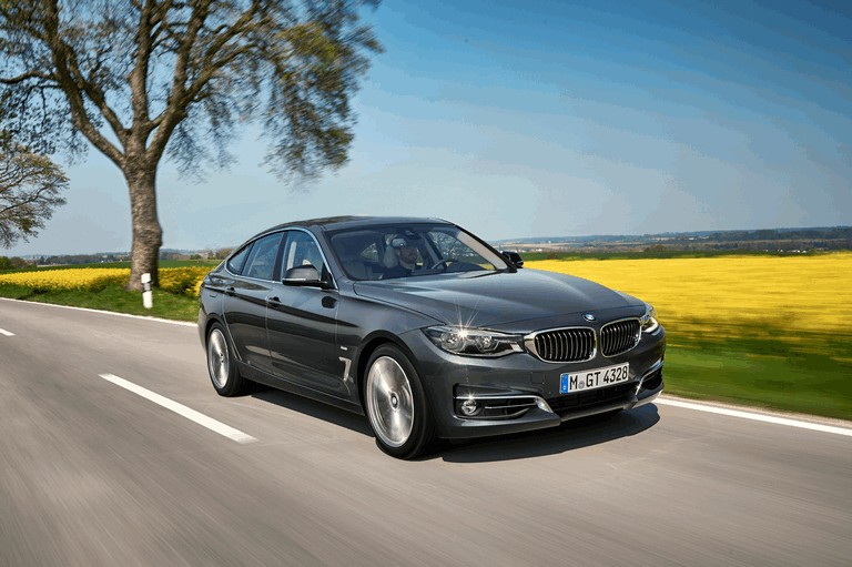2016 BMW 3er Gran Turismo Luxury 446580