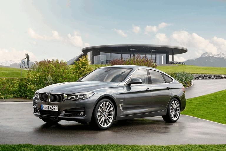 2016 BMW 3er Gran Turismo Luxury 446590
