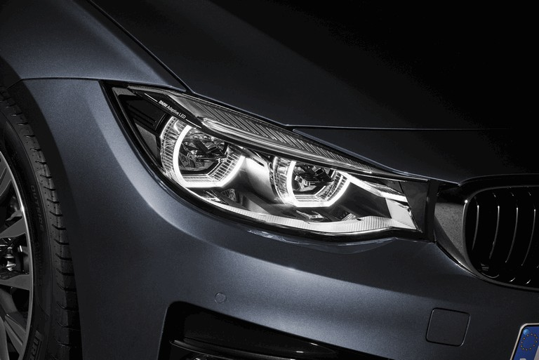2016 BMW 3er Gran Turismo Luxury 446596
