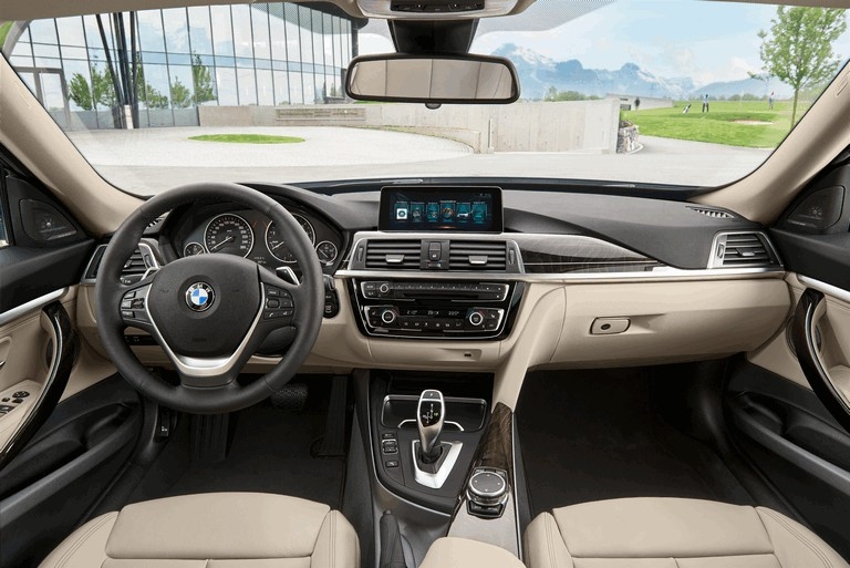 2016 BMW 3er Gran Turismo Luxury 446600