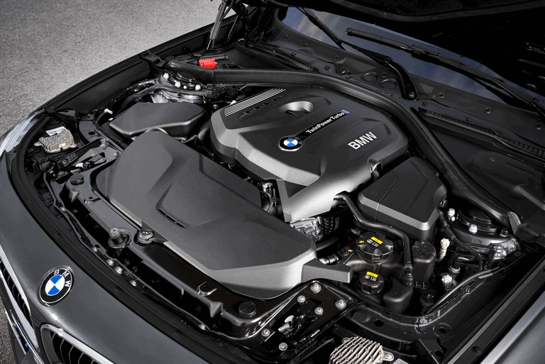 2016 BMW 3er Gran Turismo Luxury 446608