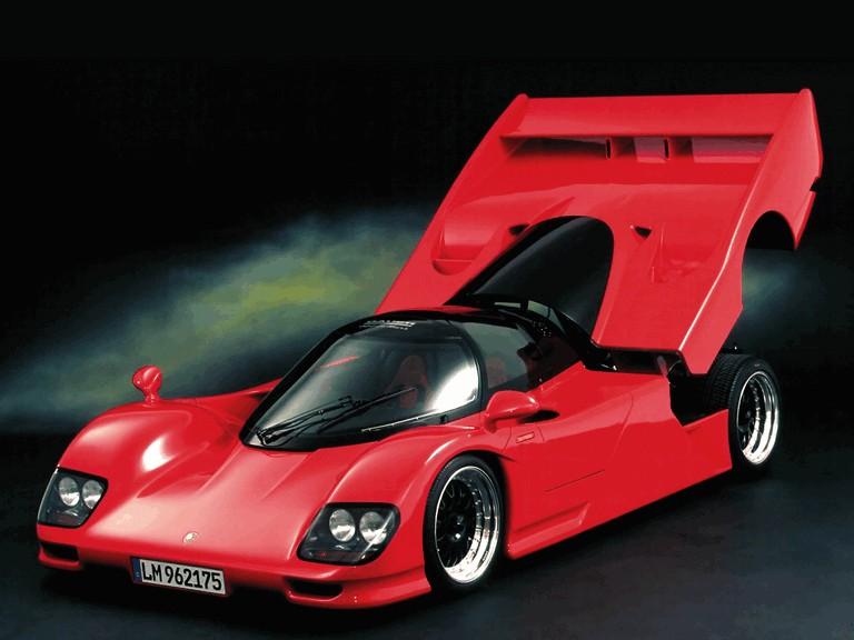 1994 Dauer 962 Le Mans ( based on Porsche 962 ) - Free high resolution car  images