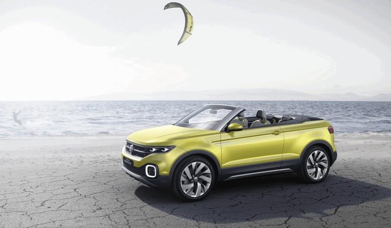 2016 Volkswagen T-Cross Breeze concept 446950