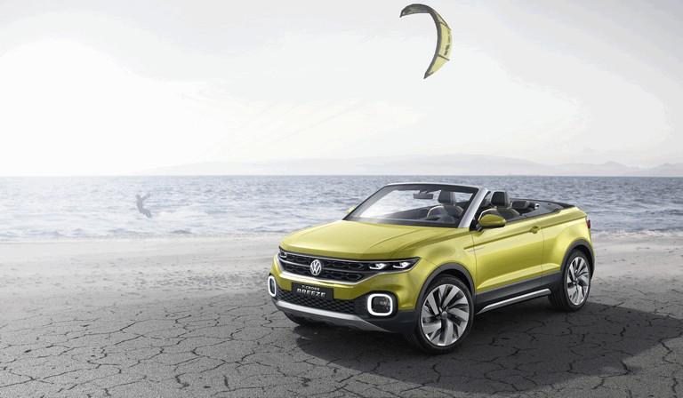 2016 Volkswagen T-Cross Breeze concept 446951