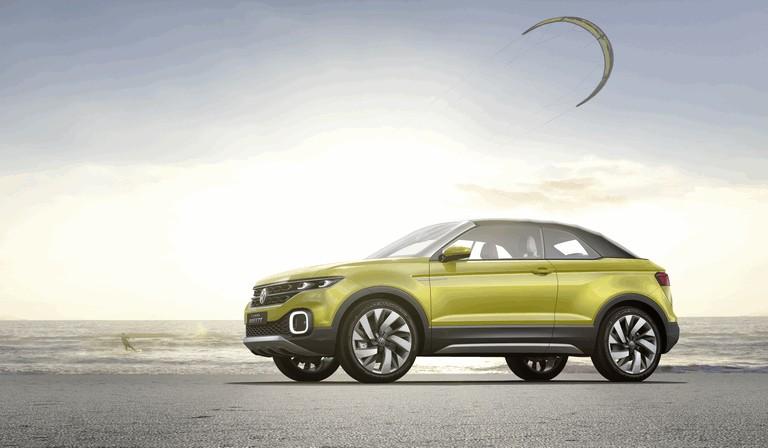 2016 Volkswagen T-Cross Breeze concept 446953