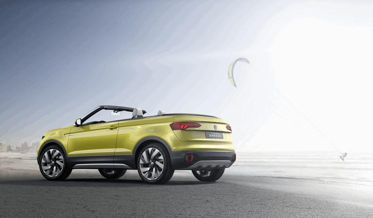 2016 Volkswagen T-Cross Breeze concept 446954