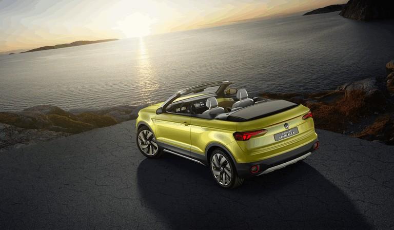 2016 Volkswagen T-Cross Breeze concept 446960