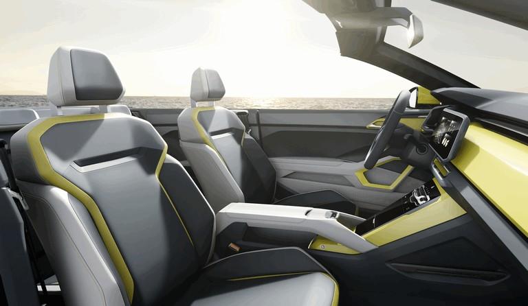 2016 Volkswagen T-Cross Breeze concept 446961