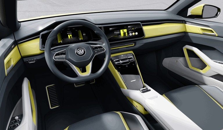 2016 Volkswagen T-Cross Breeze concept 446964