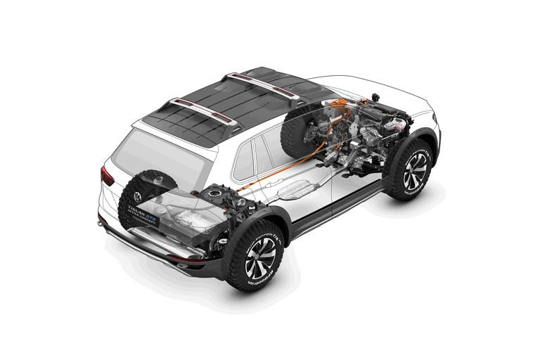 2016 Volkswagen Tiguan GTE Active Concept 447012