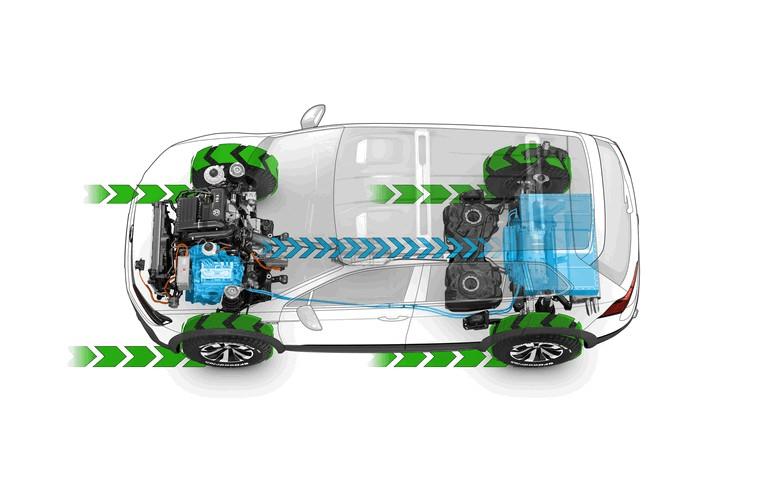 2016 Volkswagen Tiguan GTE Active Concept 447018