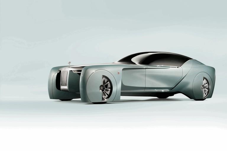 2016 Rolls-Royce Vision Next 100 ( 103EX ) concept 447563