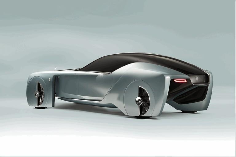 2016 Rolls-Royce Vision Next 100 ( 103EX ) concept 447568