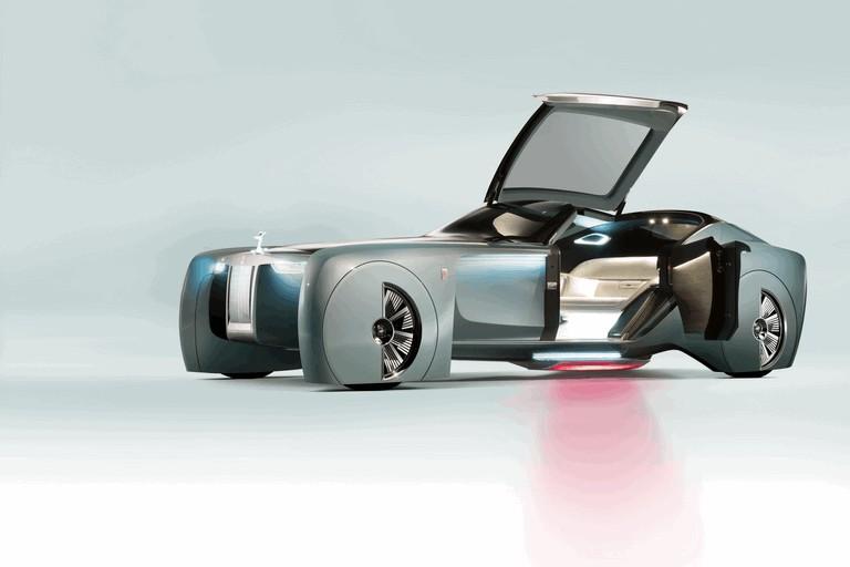 2016 Rolls-Royce Vision Next 100 ( 103EX ) concept 447569