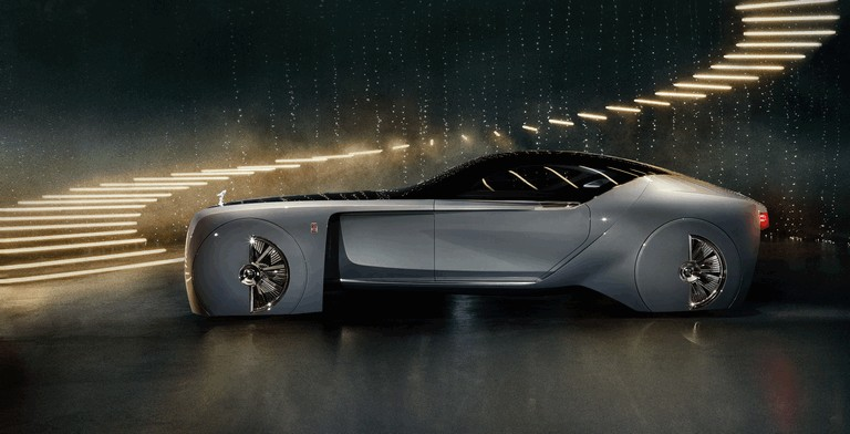 2016 Rolls-Royce Vision Next 100 ( 103EX ) concept 447576