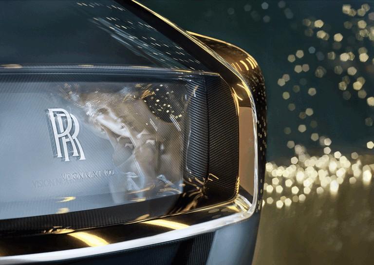 2016 Rolls-Royce Vision Next 100 ( 103EX ) concept 447580