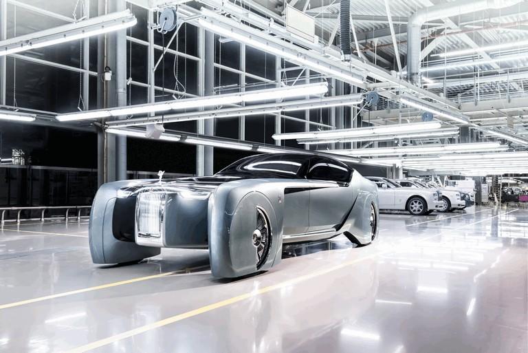 2016 Rolls-Royce Vision Next 100 ( 103EX ) concept 447583