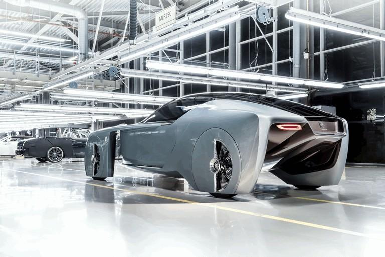 2016 Rolls-Royce Vision Next 100 ( 103EX ) concept 447585