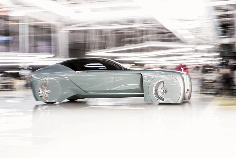 2016 Rolls-Royce Vision Next 100 ( 103EX ) concept 447587