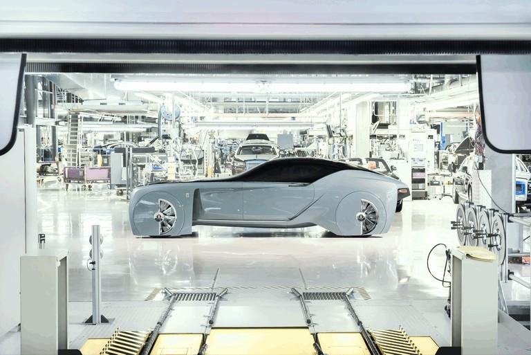 2016 Rolls-Royce Vision Next 100 ( 103EX ) concept 447588