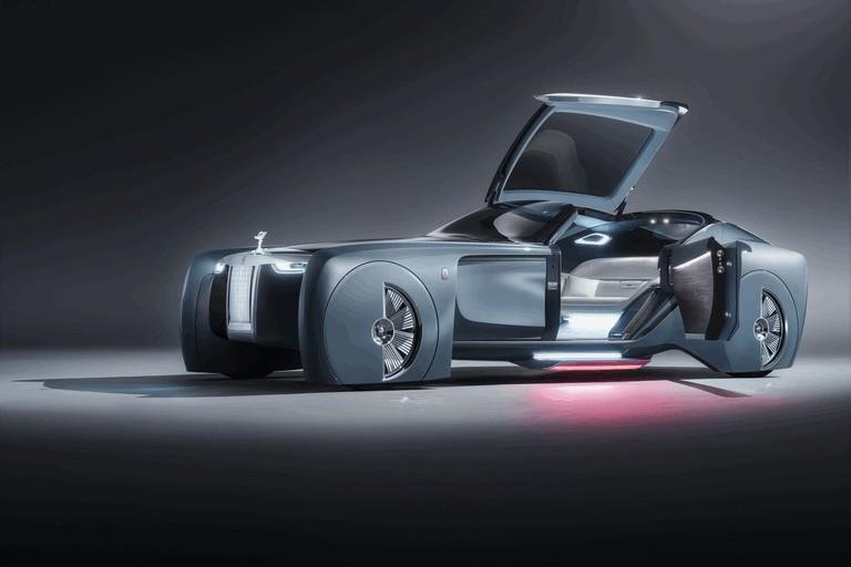 2016 Rolls-Royce Vision Next 100 ( 103EX ) concept 447594