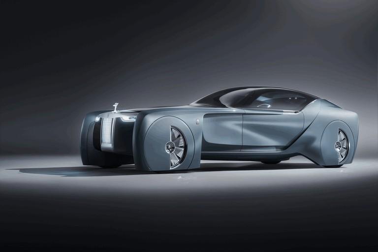 2016 Rolls-Royce Vision Next 100 ( 103EX ) concept 447595