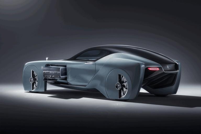 2016 Rolls-Royce Vision Next 100 ( 103EX ) concept 447600