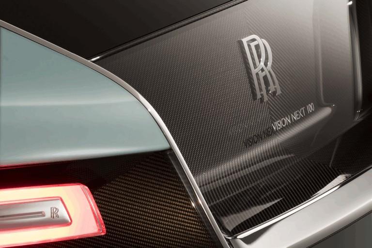 2016 Rolls-Royce Vision Next 100 ( 103EX ) concept 447609