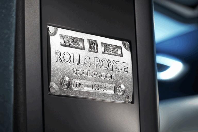 2016 Rolls-Royce Vision Next 100 ( 103EX ) concept 447619