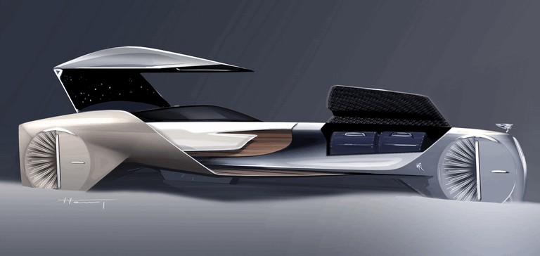 2016 Rolls-Royce Vision Next 100 ( 103EX ) concept 447621