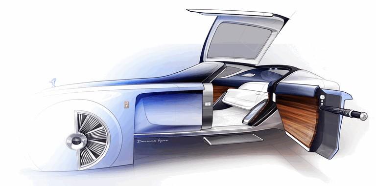 2016 Rolls-Royce Vision Next 100 ( 103EX ) concept 447623