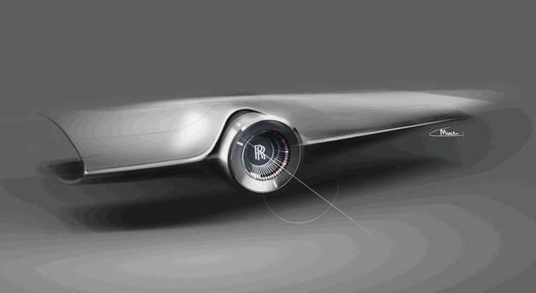 2016 Rolls-Royce Vision Next 100 ( 103EX ) concept 447631
