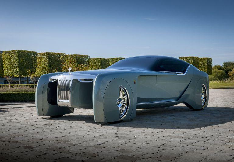 2016 Rolls-Royce Vision Next 100 ( 103EX ) concept 559593