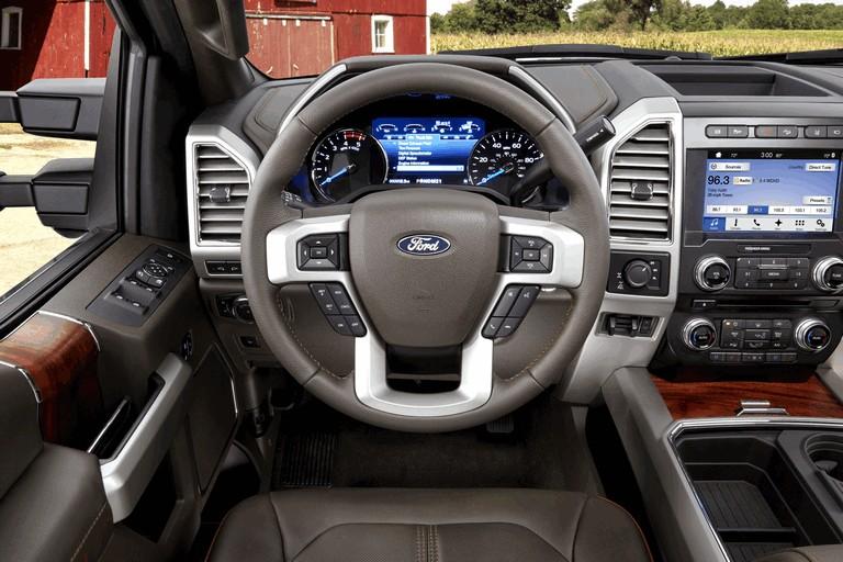 2016 Ford F-350 Super Duty King Ranch Crew Cab 4x4 447946
