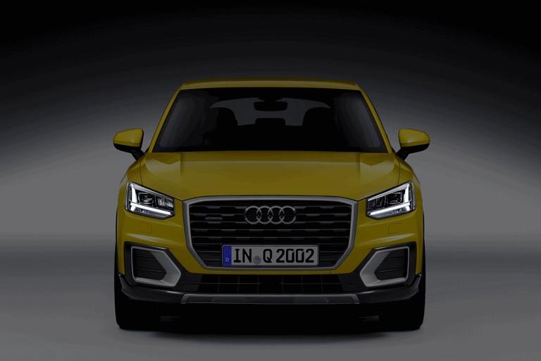 2016 Audi Q2 448263