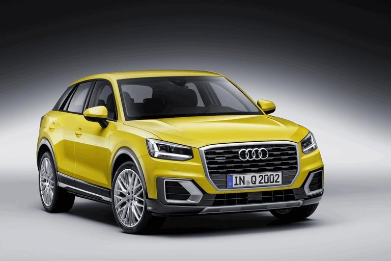 2016 Audi Q2 448271