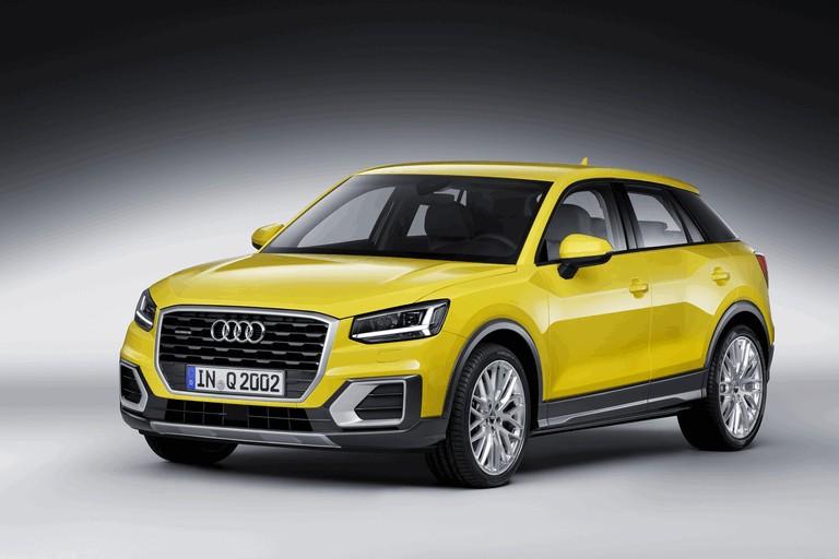 2016 Audi Q2 448274