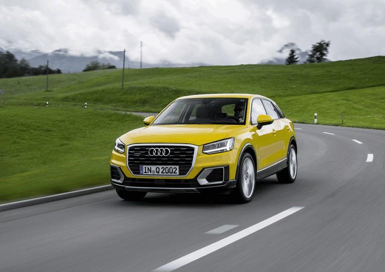 2016 Audi Q2 448276
