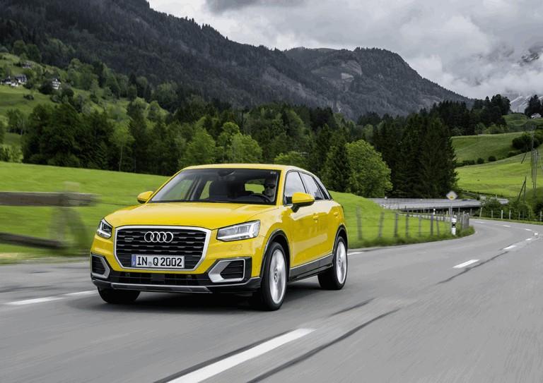 2016 Audi Q2 448277