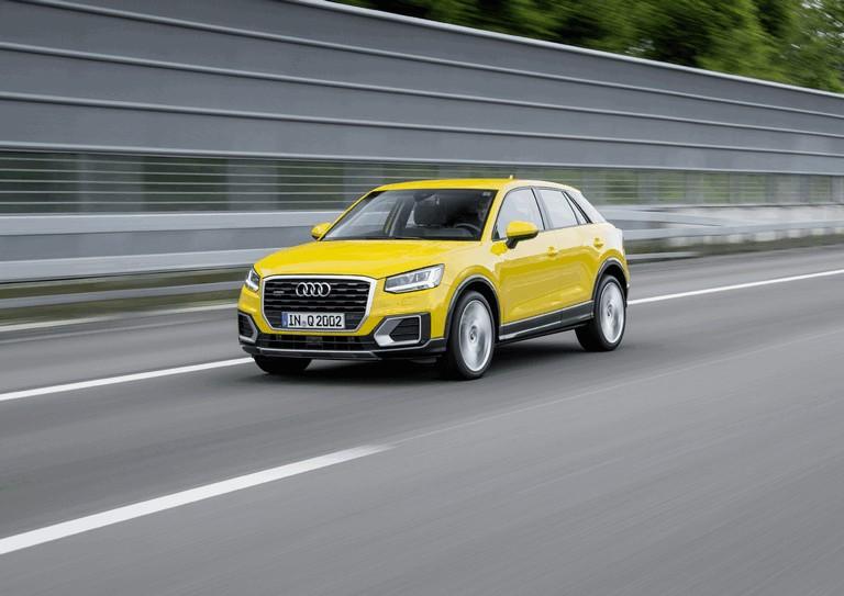 2016 Audi Q2 448280