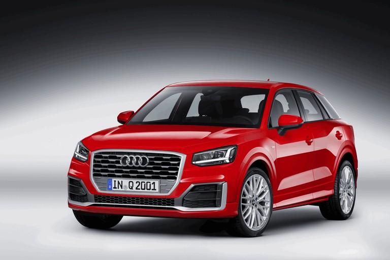 2016 Audi Q2 448301