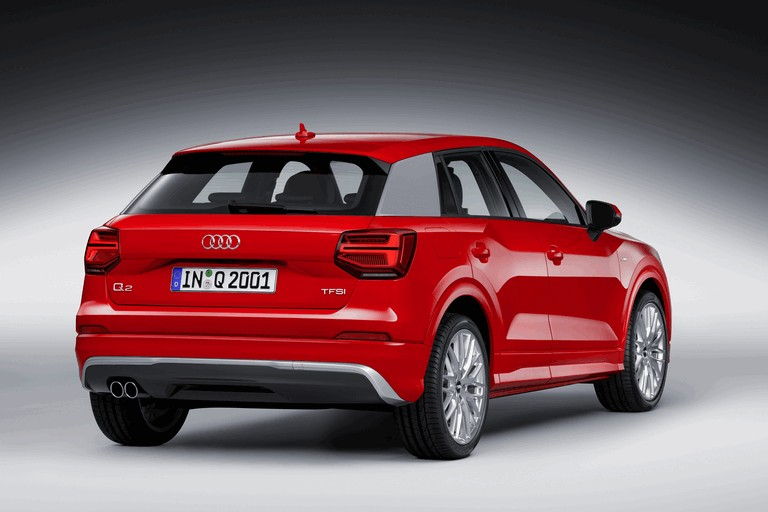 2016 Audi Q2 448302