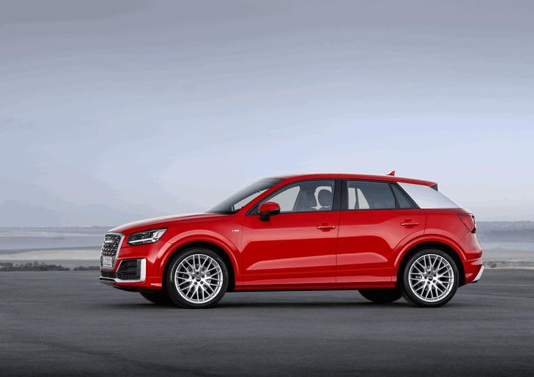 2016 Audi Q2 448305