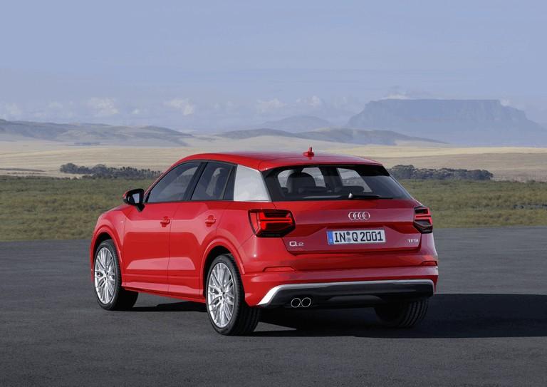 2016 Audi Q2 448308