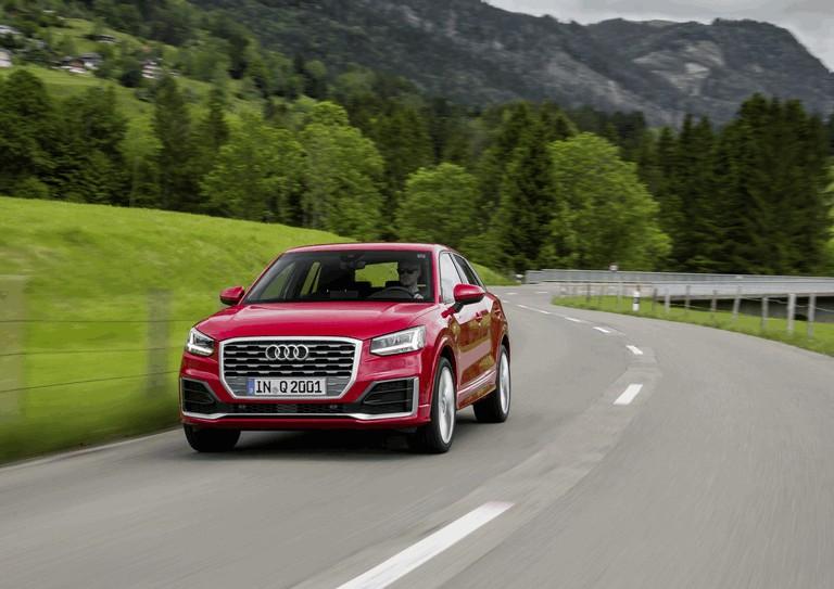 2016 Audi Q2 448325